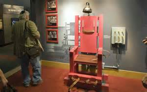 Tennessee reinstates electric chair as death penalty option general