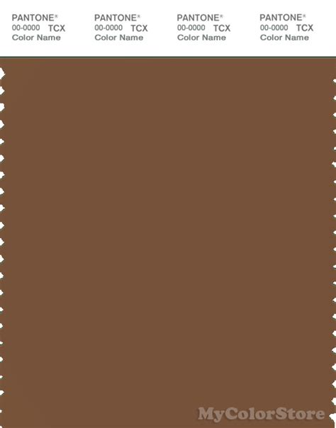 toffee color pantone smart 18 1031 tcx color swatch card pantone toffee
