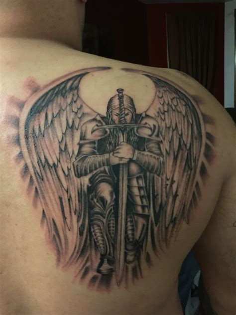 tattoo images angels guardian angel tattoo by mad tatter future tattoo