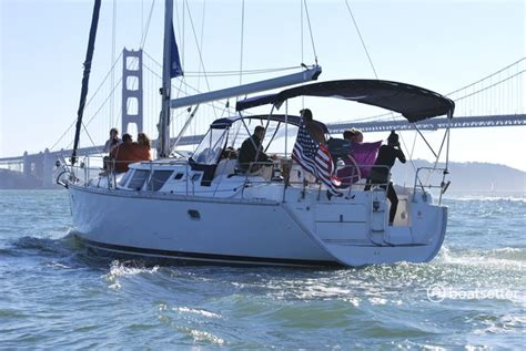 boatsetter service fees rent a 2003 43 ft jeanneau sailboats sun odyssey 43ds in