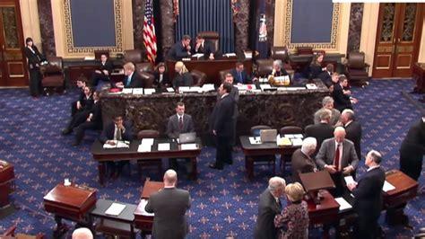 senate committee votes for bill breaking senate vote fails to pass gop spending bill