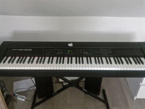Keyboard Roland Rd 500 roland rd 500 image 403355 audiofanzine