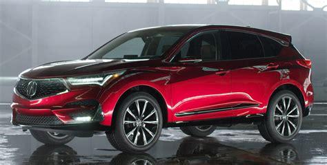 2020 Acura Mdx Detroit Auto Show by 2018 Detroit Auto Show 2019 Acura Rdx Prototype The