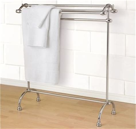 Pottery Barn Towel Racks by Mercer Towel Stand Modern Towel Racks Stands By