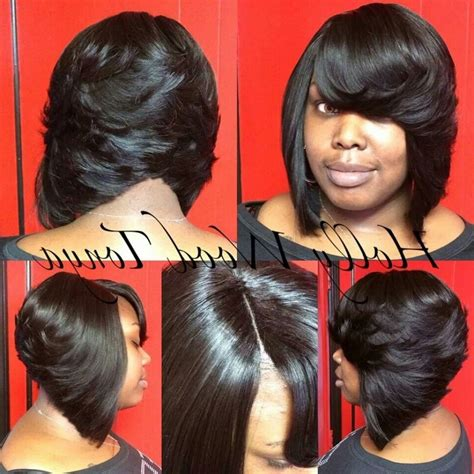 Pictures Of Weave Hairstyles by Bob Hairstyles With Weave Www Pixshark