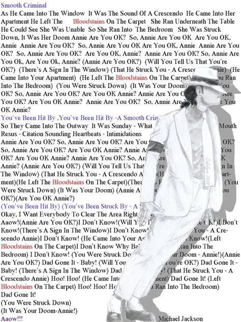 testo in the mirror 20 best images about michael jackson lyrics on