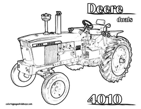 coloring pages tractors john deere tractor coloring pages coloring pages pinterest john