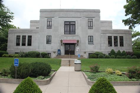 Newton County Magistrate Court Search Newton County Courthouse Neosho Mo Living New Deal