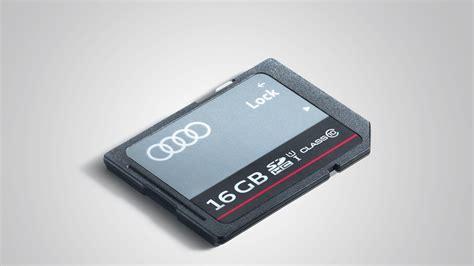 Memory Card Hape 2018 audi q7 16gb sdhc memory card storing slot communication 8r0063827h audi