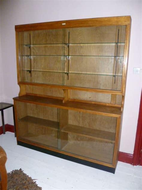 Shop Display Cabinets Uk by Large Vintage Shop Display Cabinet 137894
