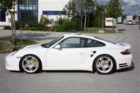Tieferlegung Porsche 997 by Porsche