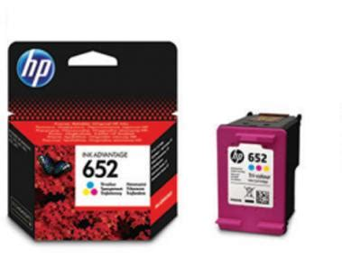 Hp 704 Tri Color Original Ink Advantage Cartridge200 Pagescn693aa hp 652 tri color original ink advantage cartridge f6v24ae