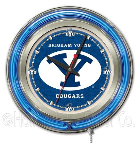 brigham young university brigham young university clock 100 made in usa