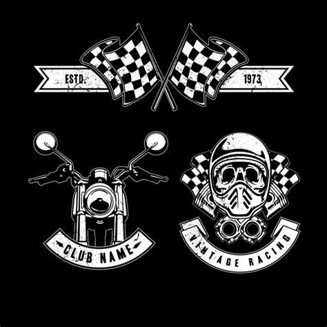 street racing design elements vector motorcycle helmet vectors photos and psd files free