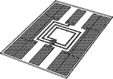 simulated track inductor spiral inductor ground 28 images patent us6885275 multi track integrated spiral inductor
