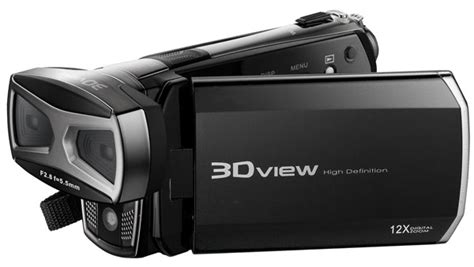 Dxg Release 5 Megapixel Camcorder Dxg 506v In Four Colours Including Black Natch by Dxg 5f9v Makes Home Memories A 1080p Hd Affair 3d