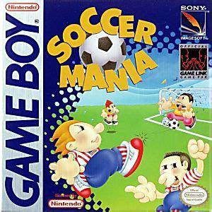Soccer Mania soccer mania boy