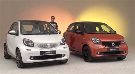 who manufactures the smart car 2014 smart fortwo and forfour facts and review