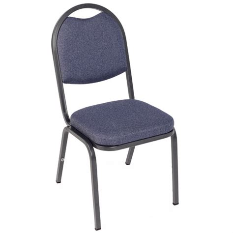 Padded Stackable Chairs by 8900 Series Upholstered Stack Chair
