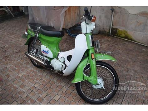 Keranjang Tengah Honda C70 jual motor honda c70 1975 0 1 di jawa tengah manual hijau rp 6 250 000 3082167 mobil123