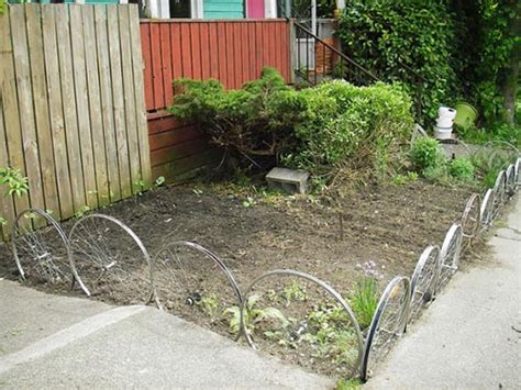 Recycled Garden Edging Ideas 25 Garden Bed Edging Ideas Home And Gardening Ideas
