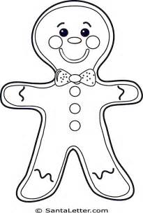 gingerbread coloring pages free gingerbread outline coloring pages