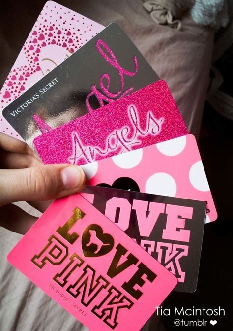 Vs Pink Gift Card - 25 b 228 sta victoria s secret id 233 erna p 229 pinterest