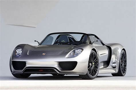 Porsche 918 Hybrid by Porsche 918 Spyder Hybrid Concept Luxury And Fast Cars