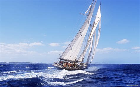 sailboat wallpaper sailing wallpaper 752661