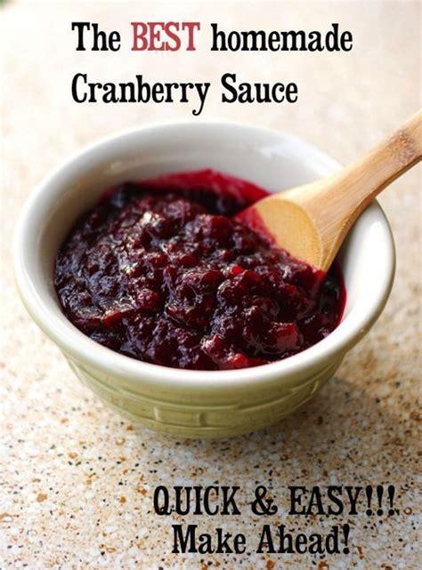 Sw Cranberry Sauce Whole Berri Cranberies molho de oxicoco molhos and molho de cranberry caseiro on