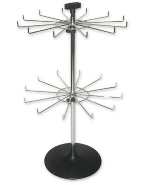 Spinner Racks by Revolving Counter Display Racks Rotating Spinner Displays