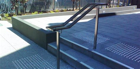 Flat Stair Handrail Stainless Steel Handrails In Melbourne