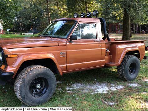 jeep honcho stepside image werbt8