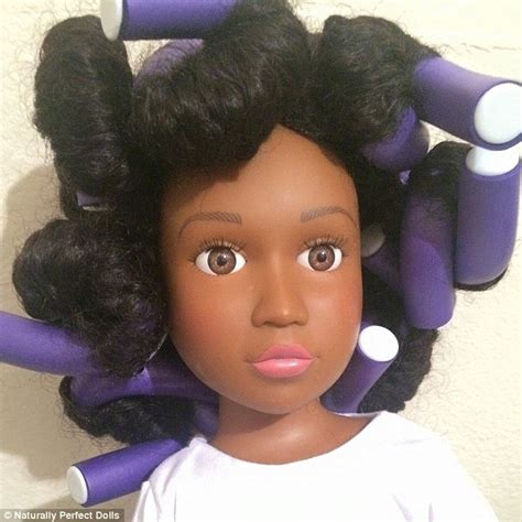 black doll hair styling black sweeting creates beautiful brown doll