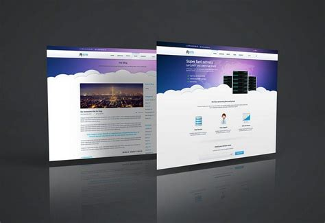 web design mockup presentation 30 awesome free psd website mockup design utemplates