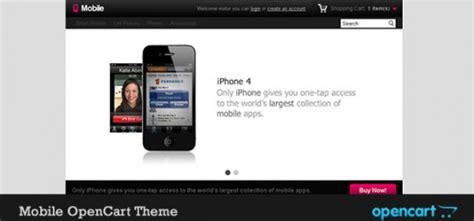 mobile themes opencart opencart主题 mobile 手机商城模板 唯艾迪主题模板