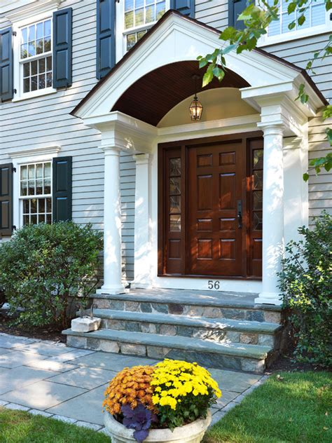 Traditional Front Doors Design Ideas Doors Designs Brown Traditional Wooden Front Door Ideas For Awesome Country House Also