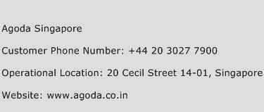 agoda customer service agoda singapore customer service phone number contact