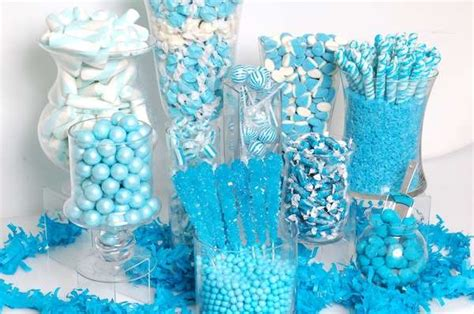 Blue Candies For Baby Shower by Blue Baby Shower Ideas Photo 1 Of 10 Catch My