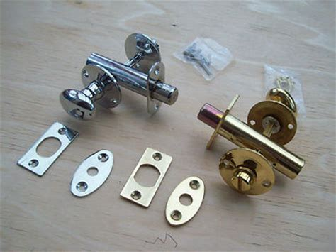 bathroom door lock thumb turn bathroom door lock bolt thumb turn w c toilet lock