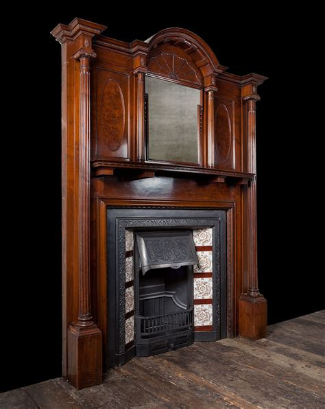 Edwardian Fireplaces by Edwardian Fireplace W102 19th Century 20th Century Antique Fireplaces Neoclassical