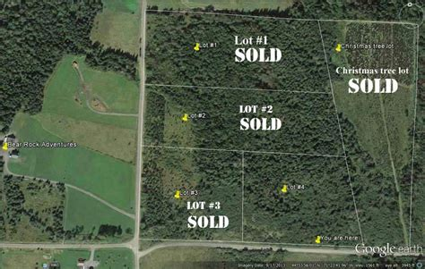 land and items for sale weir tree farms colebrook new