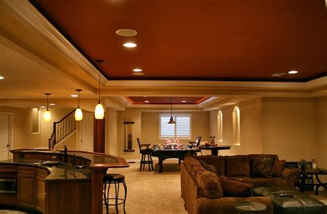 finished basements denver images