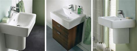 bauhaus gäste wc waschbecken waschtisch 45 cm breit bestseller shop f 252 r m 246 bel und