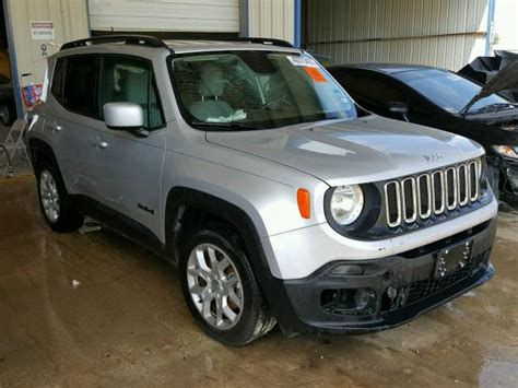2015 Jeep Renegade For Sale Used 2015 Jeep Renegade Car For Sale At Auctionexport