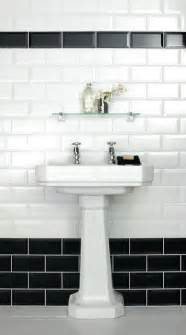 black and white tiled bathroom ideas best 25 metro tiles bathroom ideas only on