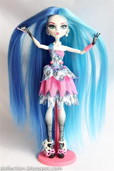 High C A Cupid Doll ooak 2 high c a cupid doll blue hair reroot