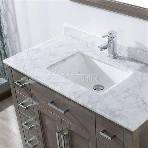 42 single sink bathroom vanity ikou inc kelly 42 quot traditional single sink bathroom vanity in french grey ab ke42 gr