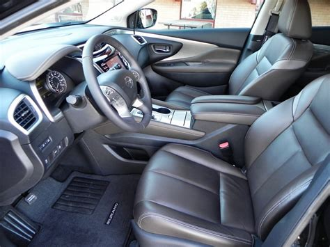 nissan murano interior 2015 nissan murano is high style for the rest of us