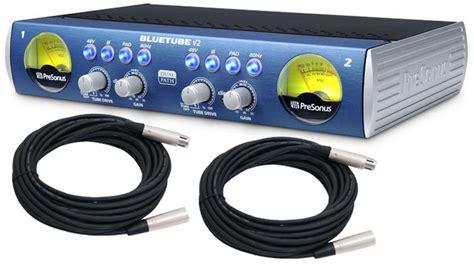 1 Ch Pre Mic pro audio presonus blue dp v2 2ch instrument or mic